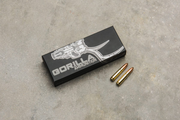 Gorilla Ammunition 300 Blackout 110gr Varminter Hollow Point – 20rd Box