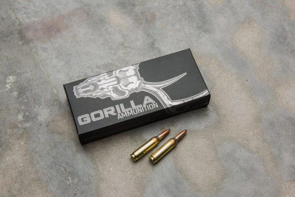 Gorilla Ammunition REM 85gr Sierra Varminter Hollow Point – 20 Round Box