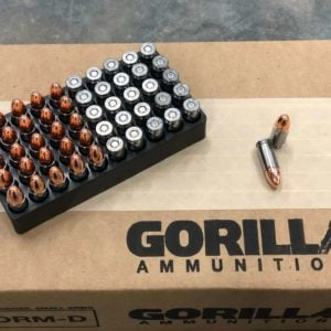 Gorilla Ammo Training 9mm 115gr