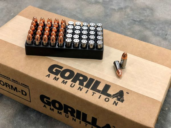 Gorilla Ammunition 45 ACP Training