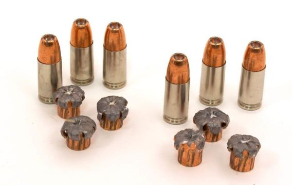 Gorilla Ammunition Self-Defense 9MM 147gr, Speer Gold Dot Hollow Point – 20 Round Box