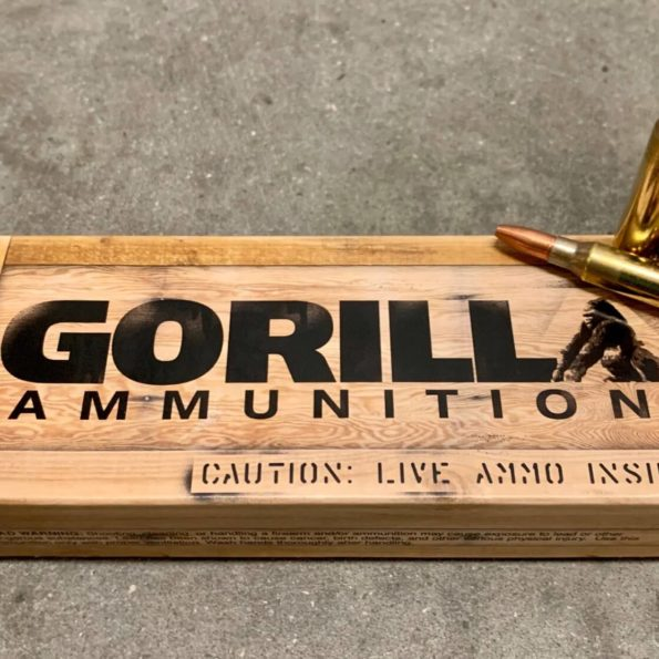 Gorilla Ammunition .223 REM 55gr Self Defense – 20 Round Box